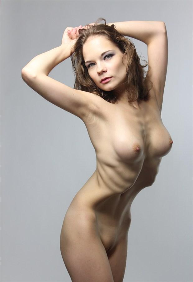 Vik Tory Artistic Nude Photo by Photographer Hypnotica Studios