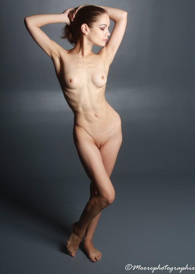 Viktory Figure Artistic Nude Photo by Photographer MoorePhotoGraphix