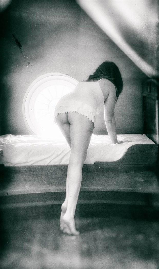 Vintage Artistic Nude Photo by Photographer BenGunn
