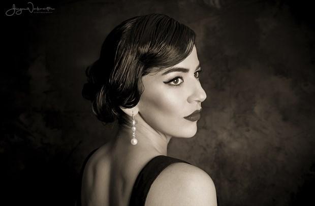 Vintage Portrait 1 Vintage Style Photo by Photographer Photowerk