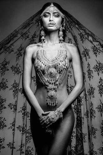 Vintage Style Fashion Photo by Photographer Stefano Brunesci