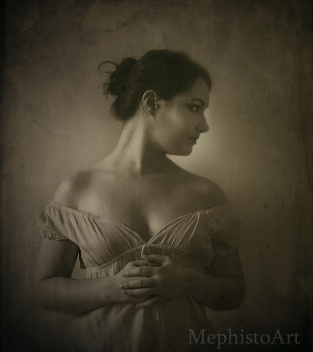Vintage Style Natural Light Photo by Photographer MephistoArt