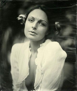 Vintage Style Sensual Photo by Model AnastasiaA