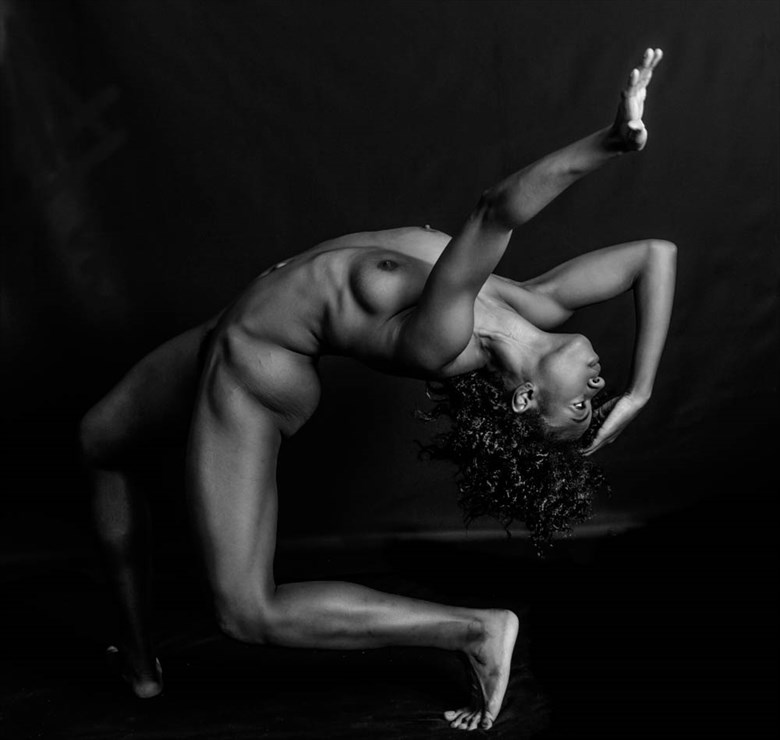 Violet Artistic Nude Photo by Photographer foxphotoart