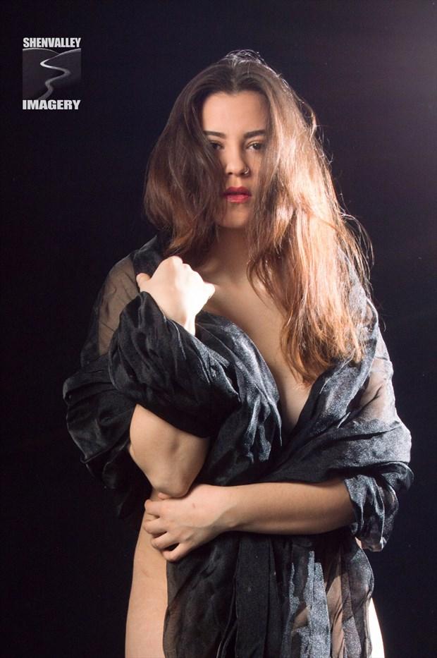 Voguesque Glamour Photo by Model Charlotte Dell'Acqua
