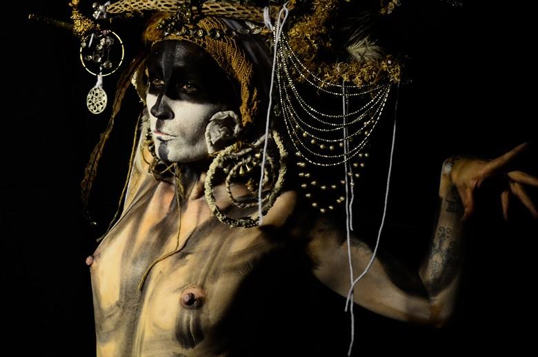 VrilVein, August 2013 Artistic Nude Photo by Photographer Erik Truchinski