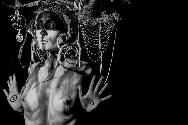 VrilVein, September 2013 Artistic Nude Photo by Photographer Erik Truchinski