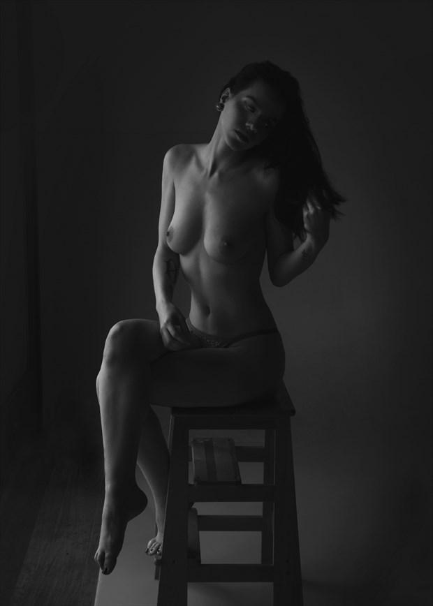 WINDOW LIGHT Artistic Nude Photo by Photographer Kor