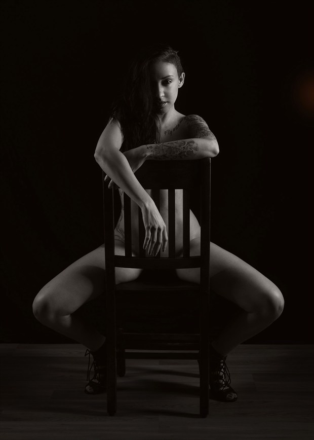 Waiting Artistic Nude Photo by Photographer Kor