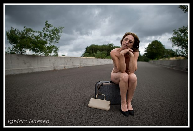 Waiting Artistic Nude Photo by Photographer Marc Naesen