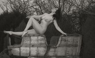 Waiting for Santa Artistic Nude Photo by Photographer Photorunner