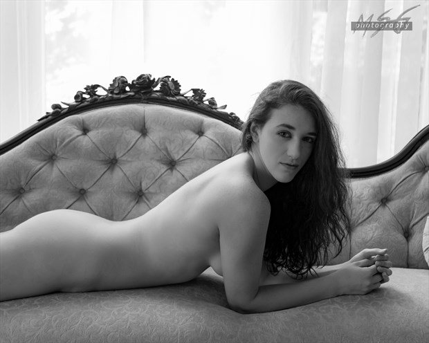 Waiting with Sirena Artistic Nude Photo by Photographer MSG Photography