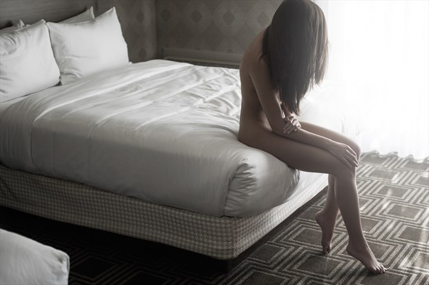 Waking Dream Implied Nude Photo by Model IDiivil
