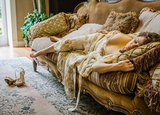 Waking to the Sun Lingerie Photo by Photographer cabridges
