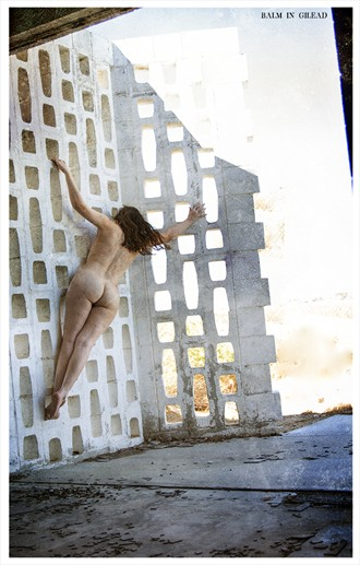 Wallflower Artistic Nude Photo by Photographer balm in Gilead
