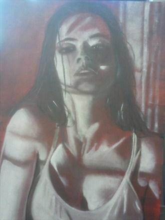 Wanted Portrait Artwork by Artist LovelyDay