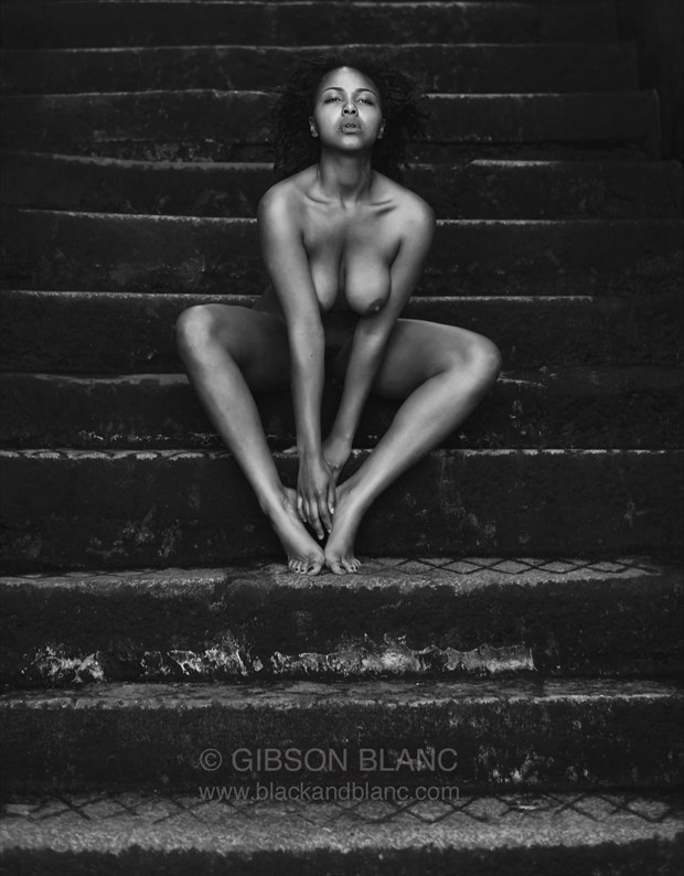 Wapping, London Artistic Nude Photo by Photographer Gibson
