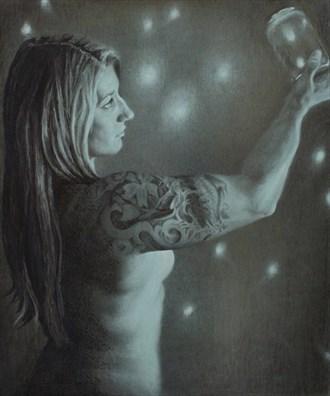 Warden Tattoos Artwork by Artist JFisher86