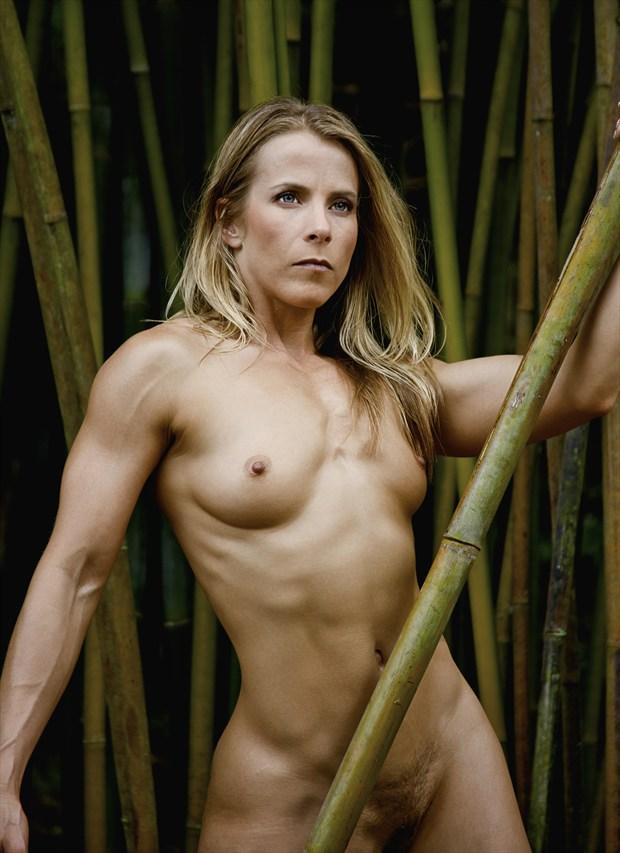 Warrior Goddess Artistic Nude Photo by Photographer Chris Gursky
