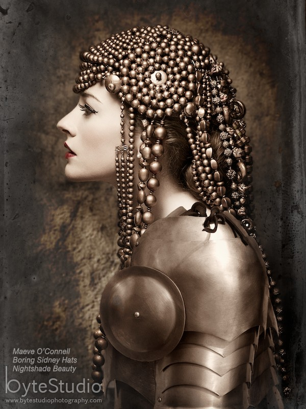 Warrior Maeve Fantasy Photo by Photographer ByteStudio Photography