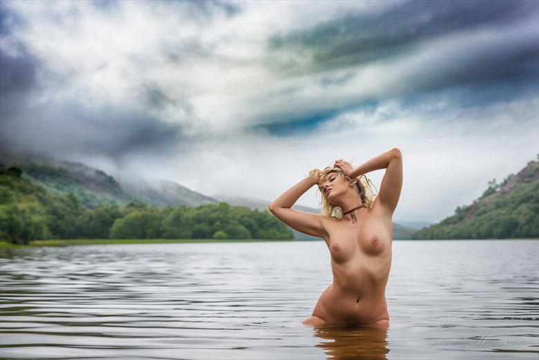 Water of Life Artistic Nude Photo by Photographer Rascallyfox