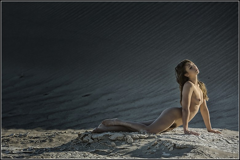 Waves of Sand Artistic Nude Photo by Photographer Magicc Imagery