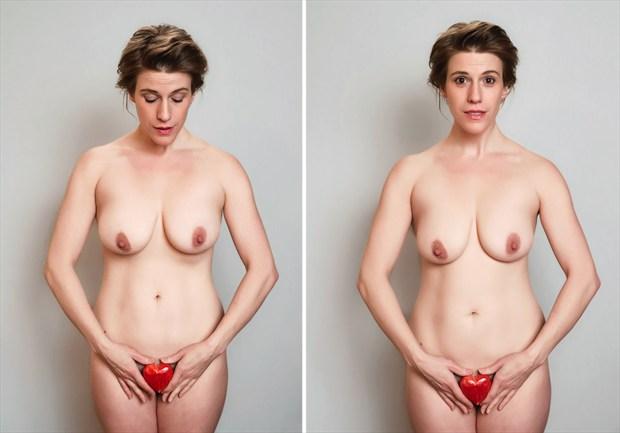 Wayward Heart Artistic Nude Photo by Model Tricia DeAnne