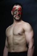 We all hide behind masks Fashion Photo by Model Arash Sharifi