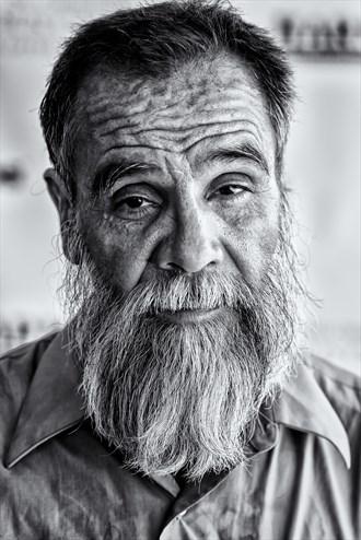Weary Portrait Photo by Photographer Utah Bohemian