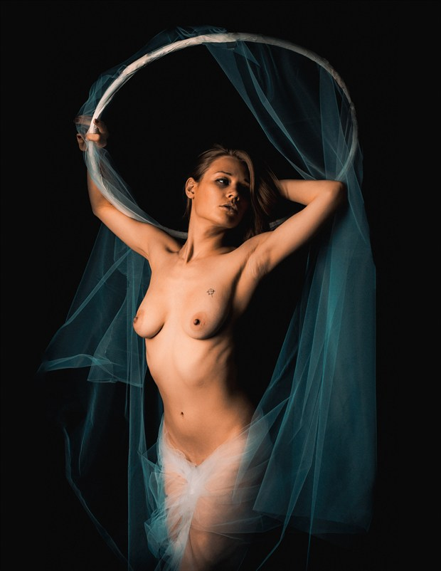 Wedding Ring Artistic Nude Artwork by Photographer TedGlen