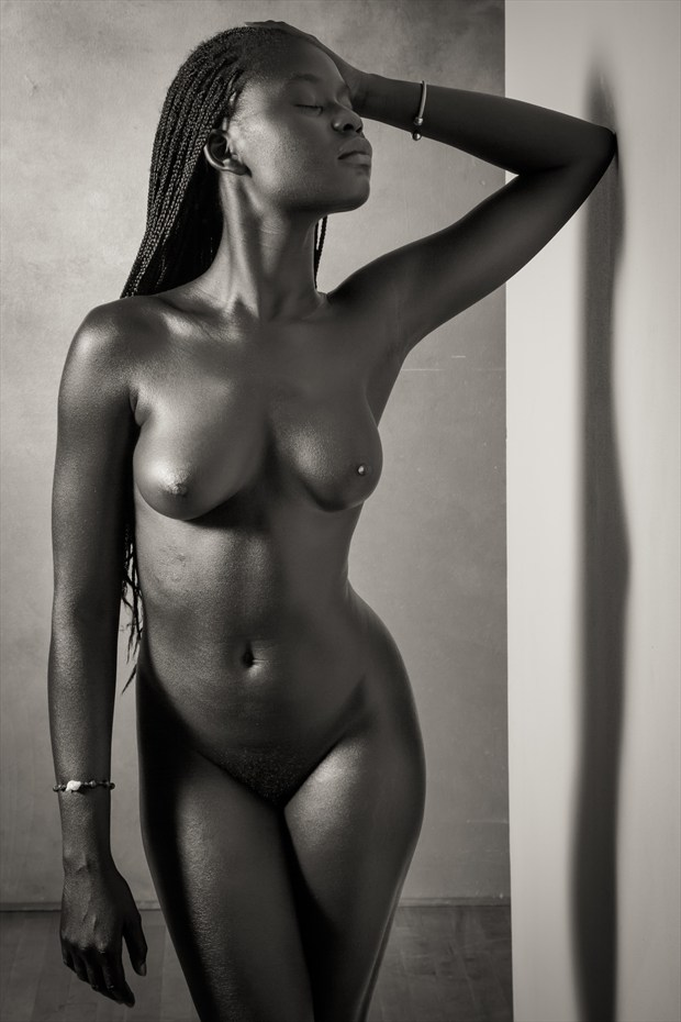 Wednesday's Child is Full of Grace Artistic Nude Photo by Photographer Risen Phoenix