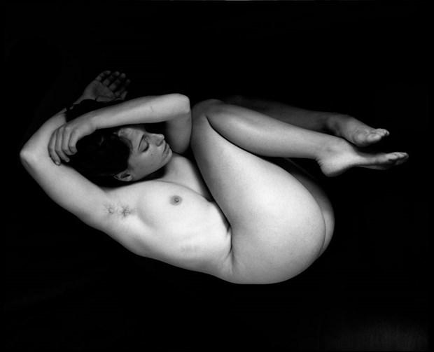 Weightless, 2017 Artistic Nude Photo by Photographer Ektar