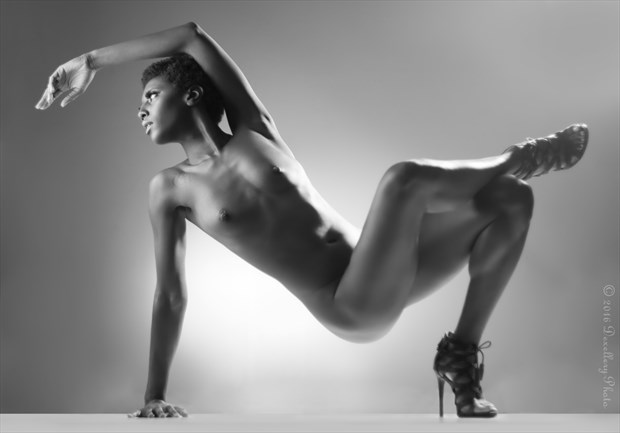Well Heeled Pt. 3 Artistic Nude Photo by Photographer Dexellery Photo