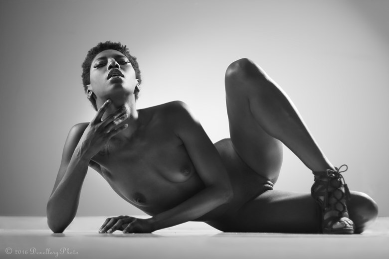 Well Heeled Pt. 4 Artistic Nude Photo by Photographer Dexellery Photo