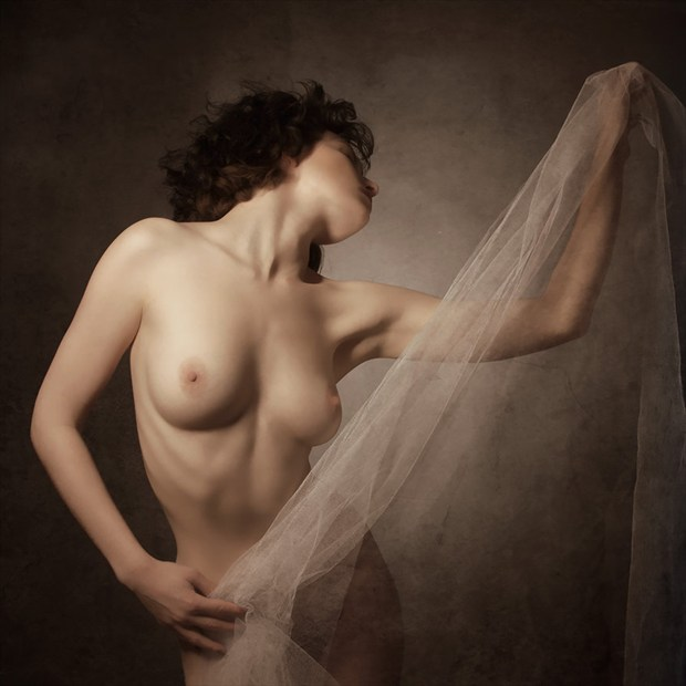 What Devilry is this.... Artistic Nude Photo by Photographer Mick Waghorne
