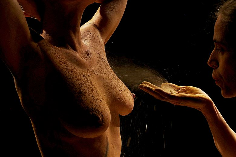 When Souls melt in Art 33... Artistic Nude Photo by Photographer Iroiseorient