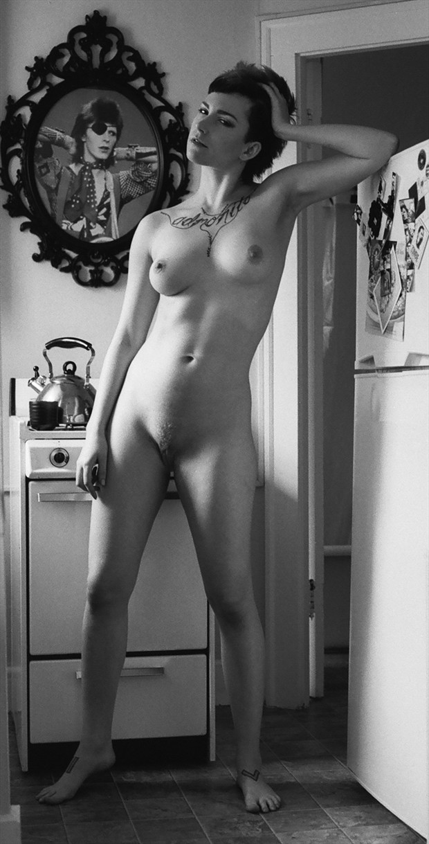Where Have All The Good Times Gone%3F Artistic Nude Photo by Photographer Vahid Naziri