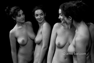 Who is who%3F Artistic Nude Photo by Photographer bodypainter