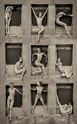 Whole Artistic Nude Photo by Model Mauvais
