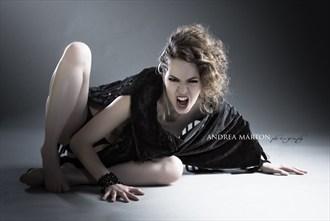 Wild Fashion Glamour Photo by Model Fanny