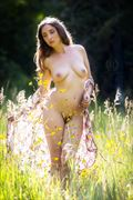 Wild Flowers with Anoush Anou  Artistic Nude Photo by Photographer G A Photography
