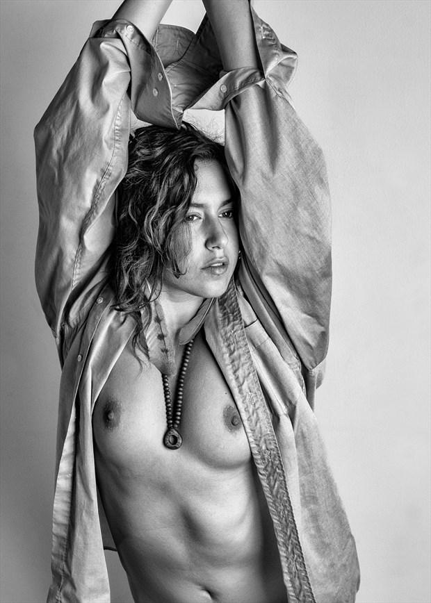 Wild Woman Artistic Nude Photo by Photographer rick jolson