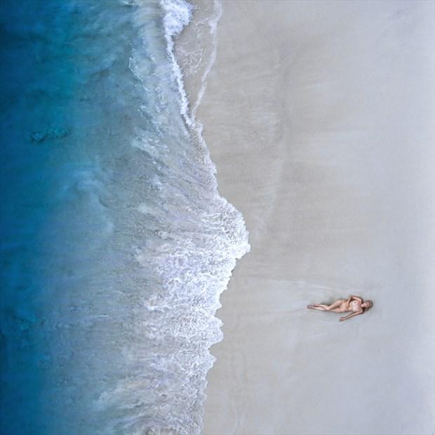 Wild beach Artistic Nude Photo by Photographer dml