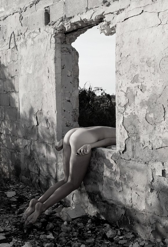 Window Artistic Nude Photo by Photographer STORMselfportraitist