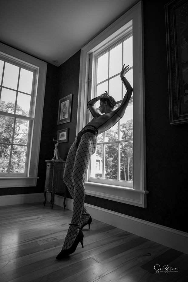 Window dancer... Artistic Nude Photo by Photographer Spyro Zarifopoulos