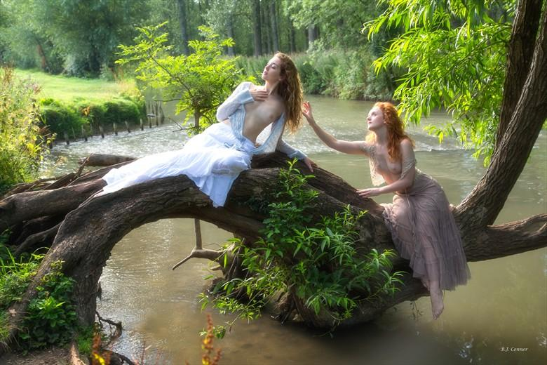 Windrush Nymphs Artistic Nude Photo by Photographer Aspiring Imagery