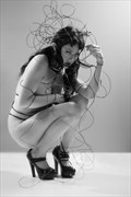 Wired Artistic Nude Photo by Photographer Dexellery Photo