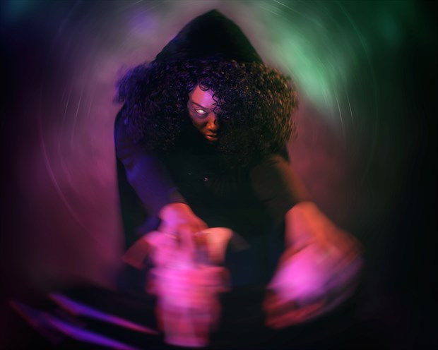 Witchy Woman Abstract Photo by Photographer CarlEricPorter