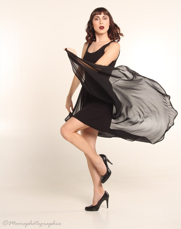 With The Flow Glamour Photo by Photographer MoorePhotoGraphix