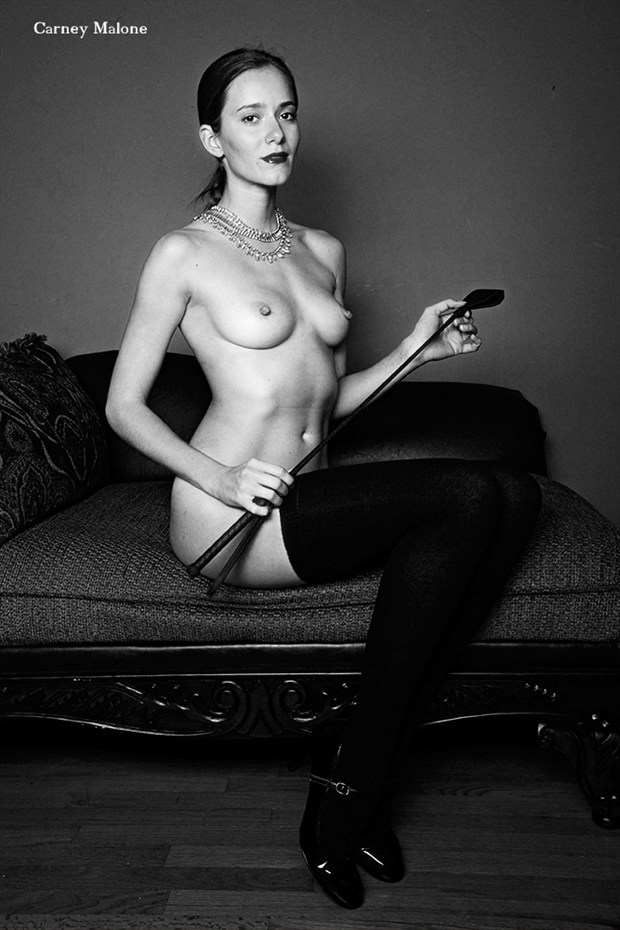 Model society nude women Woman Holding Riding Crop Artistic Nude Photo By Photographer Carney Malone At Model Society